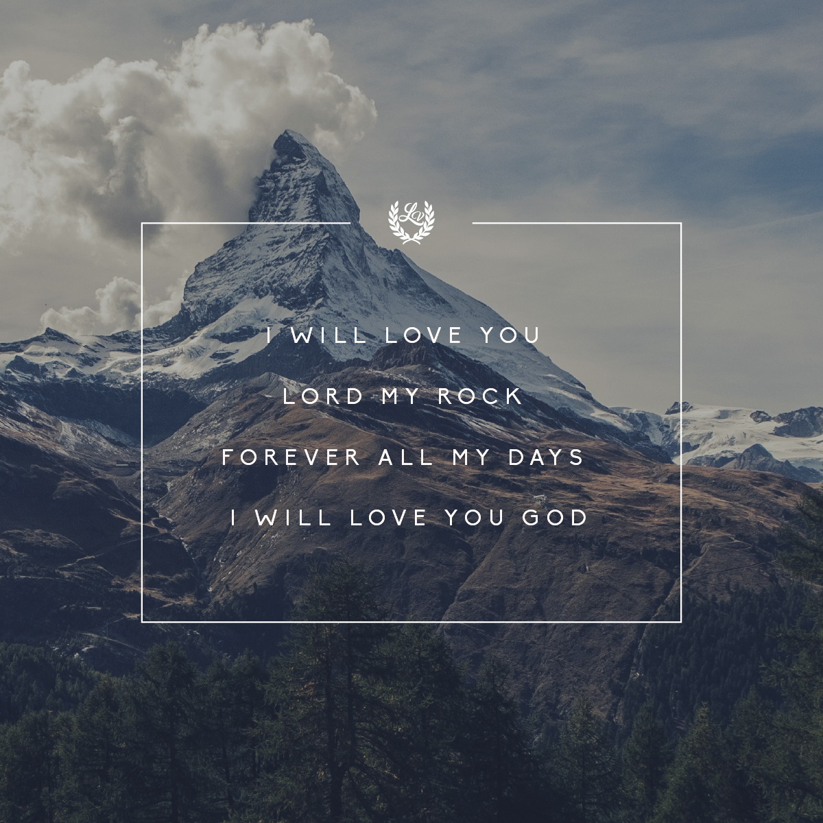 God I Look To You // Bethel Music