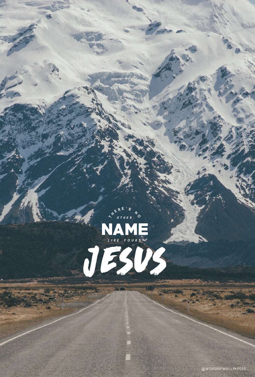 There s no other name paul hannah mcclure worship - A and s name wallpaper ...