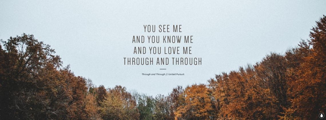 through-and-through