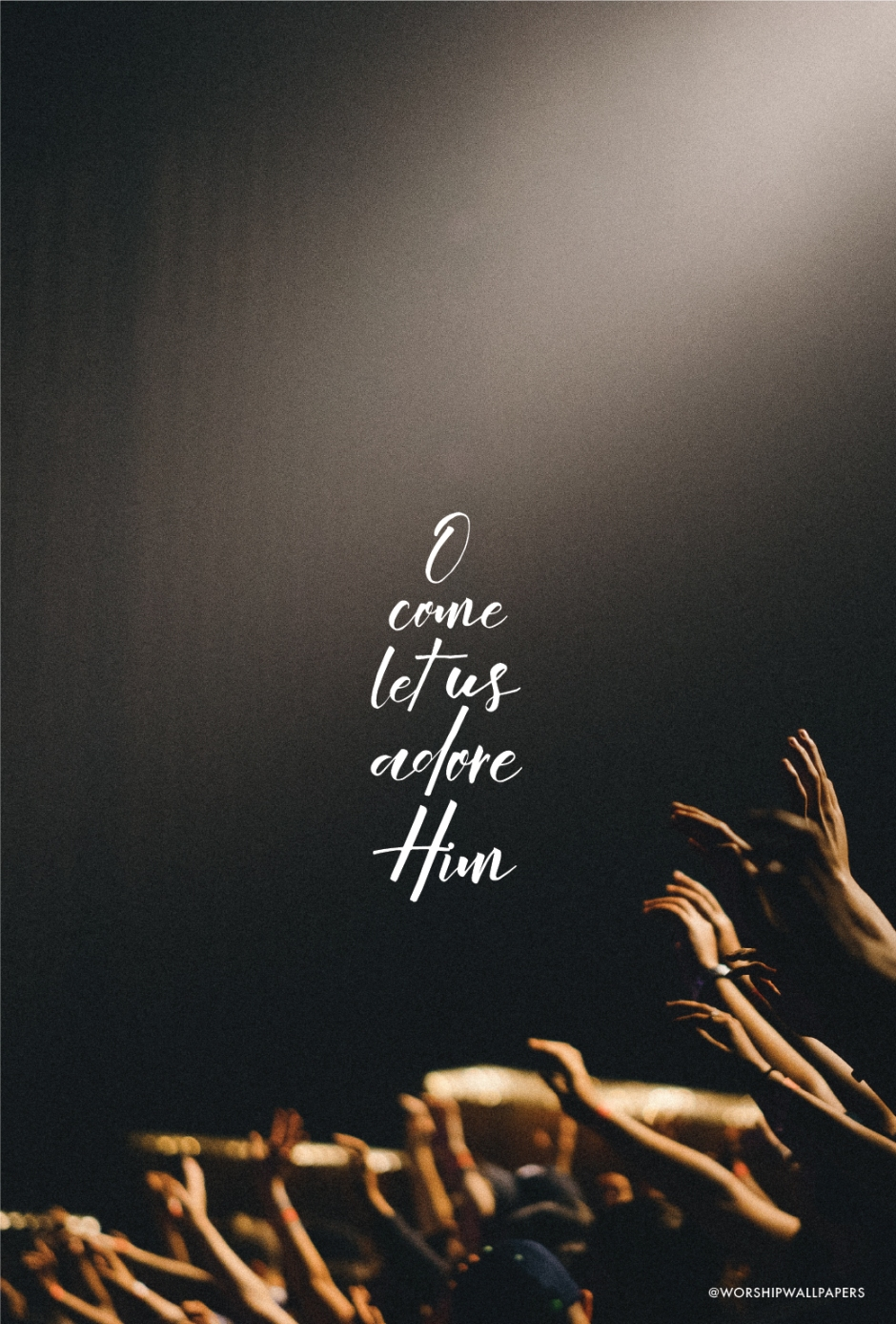 O Come Let Us Adore Him // Hillsong Worship | WORSHIP ...