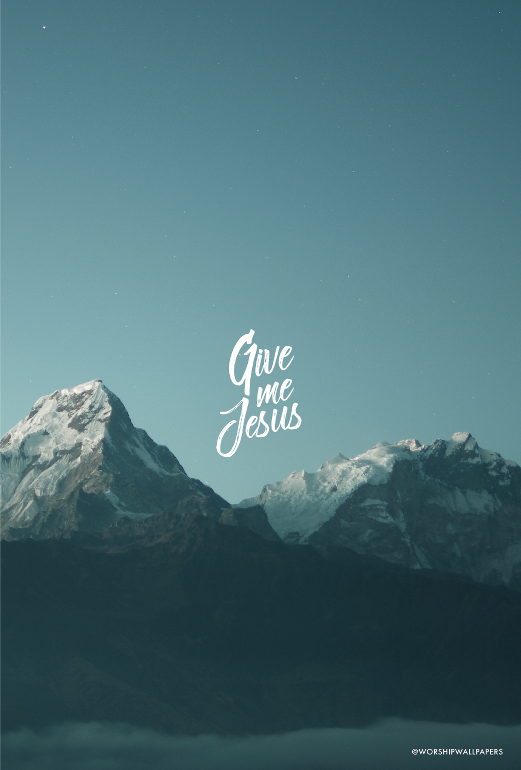 Give Me Jesus // Bethel Music