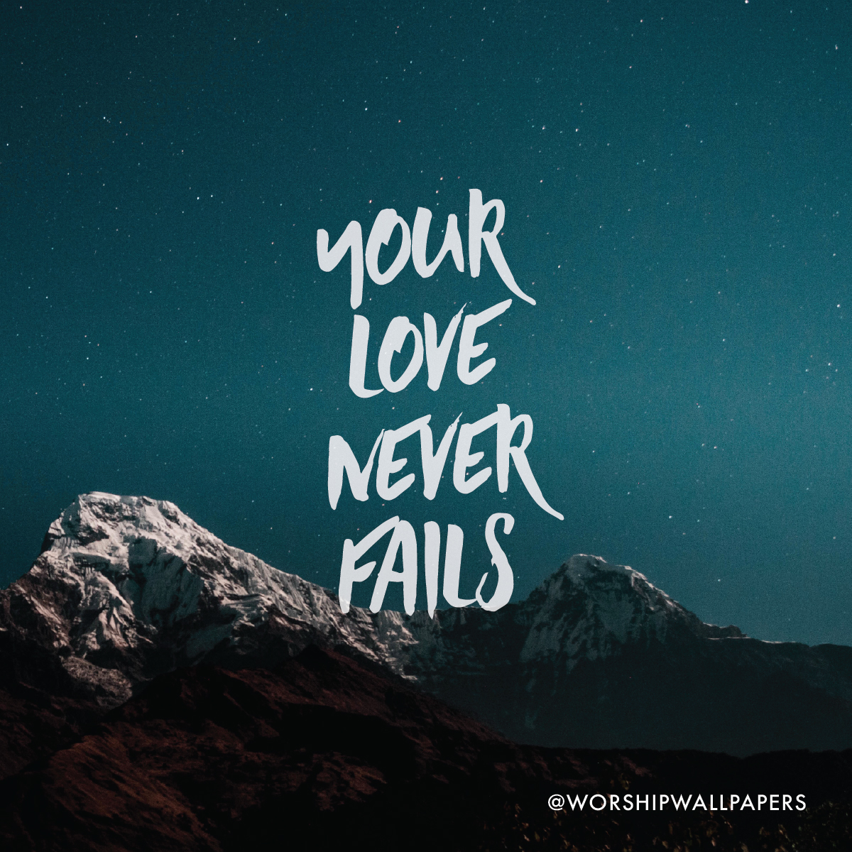 Love Images In: Your Love Never Fails // Jesus Culture