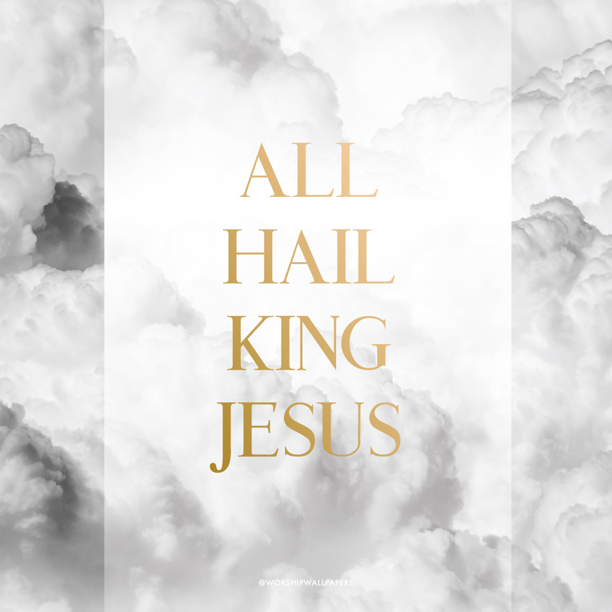 All Hail King Jesus Upper Room Music Worship Wallpapers